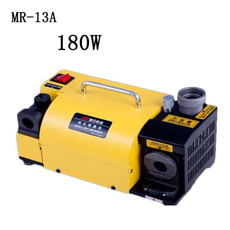 Image 2 - MR 13A Drill Bit Sharpener Drill Grinder Grinding Machine portable carbide tools, 2 13mm 100 135Angle CE Certification 220v/110vbit sharpenerdrill grinderdrill bit sharpener -