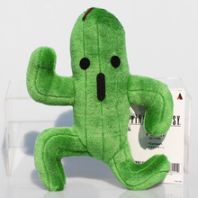 Final Fantasy Cactus Plush Toys Stuffed Doll With Tag Christmas Gift 10″25cm Free Shipping