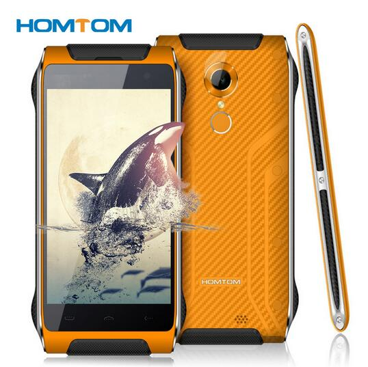24 Hours Shipping HOMTOM HT20 Pro IP68 Waterproof 4G Smartphone Octa Core 3G 32G 8MP