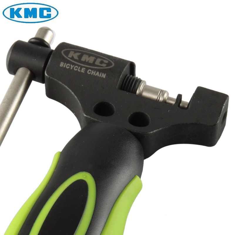 KMC Reversible PIN Vélo Chaîne Outil Disjoncteur Lien Rivet Extracteur /& Joiner