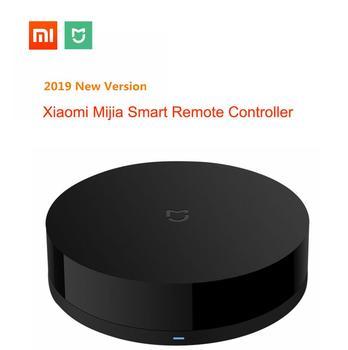 Xiaomi Mijia Universal Intelligent Smart Remote Controller WIFI+IR Switch 360degree Smart Home Automation Mi smart sensor Hot