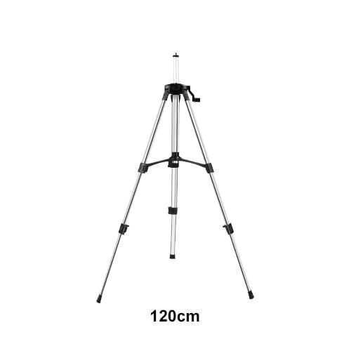 1,2 м/1,5 м лазерный нивелир Штатив регулируемая высота утолщенная алюминиевая тренога подставка для наливного - Цвет: 1.2M