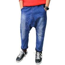 Дети Мальчики 2016 новые зимние брюки Корейский мальчик ребенок ковбой плюс Бархатные Штаны 0077 крест