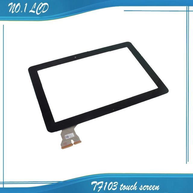 Novo 10.1 polegada para o asus transformer pad tf103 tf103cg tela sensível ao toque de substituição digitador de vidro frete grátis