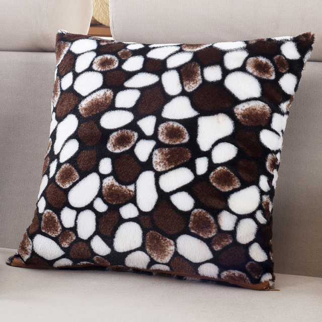 Animal Skin Pattern Cushion Cover