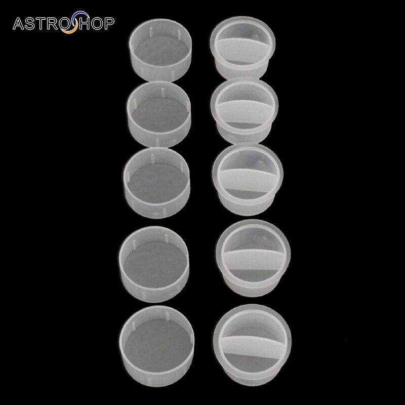 Set Of Dust Caps For 1 25 Quot Telescope Eyepieces Barlow Lens