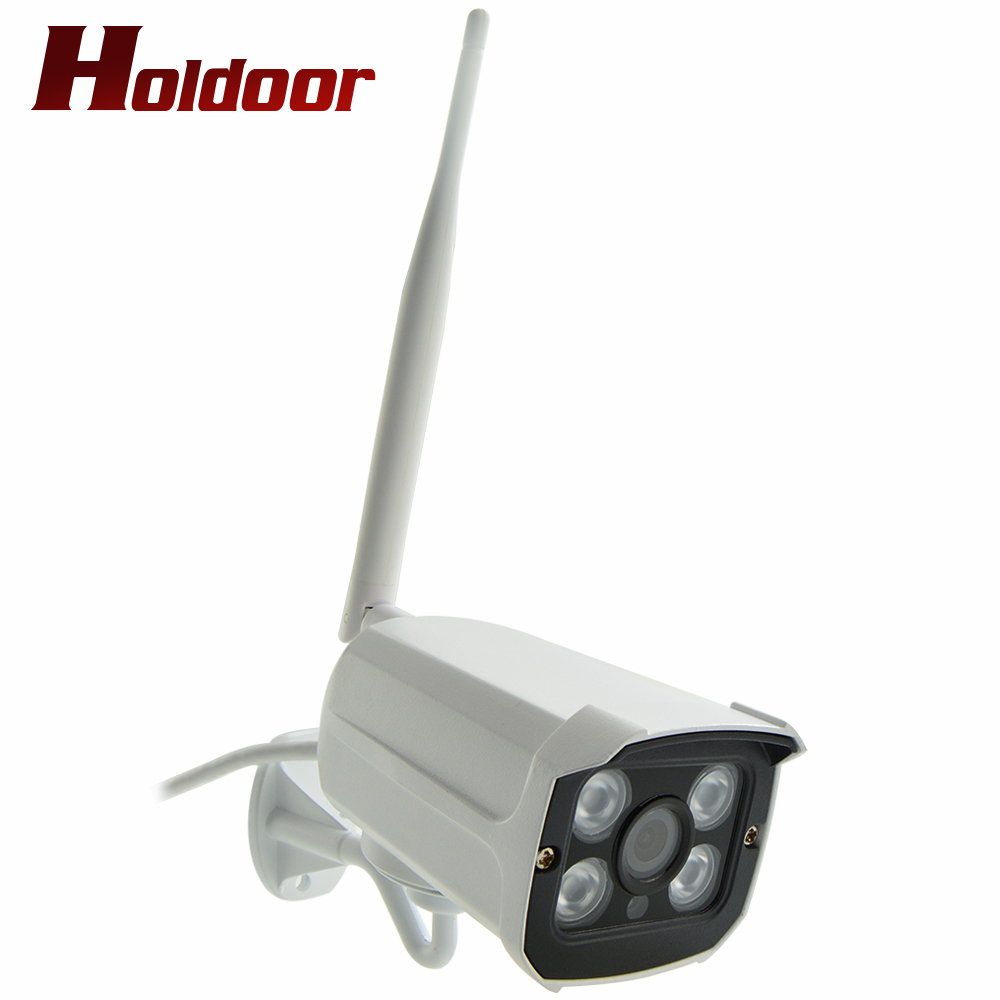 Full HD 1080P Bullet IP Camera Wifi Outdoor waterproof 2MP Wireless IR Night Vision Onvif SD Card Slot Network P2P Phone Remote vstarcam c7816wip onvif hd 720p wireless p2p ir cut night vision tf card slot outdoor waterproof network wifi cctv ip camera