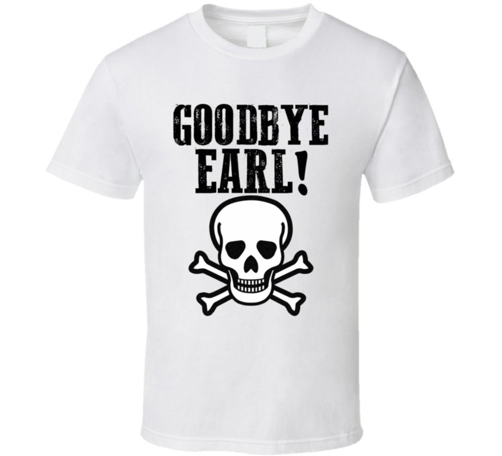 Goodbye Earl Country Song Concert T-Shirt Cool Casual pride t shirt men Unisex New Fashion tshirt free shipping tops ajax image