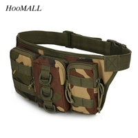 Hoomall High Quality Multifunction Tool Bag Fabric Oxford Waist Tool Bag Professional Electrician Waterproof Storage Toolkit