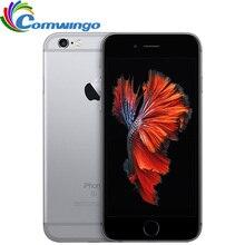 Разблокированный Apple iphone 6s iOS Двухъядерный 2 Гб ОЗУ 16 Гб 64 Гб 128 Гб ПЗУ 4,7 дюймов МП камера IOS 9 4G LTE iphone 6 S телефон