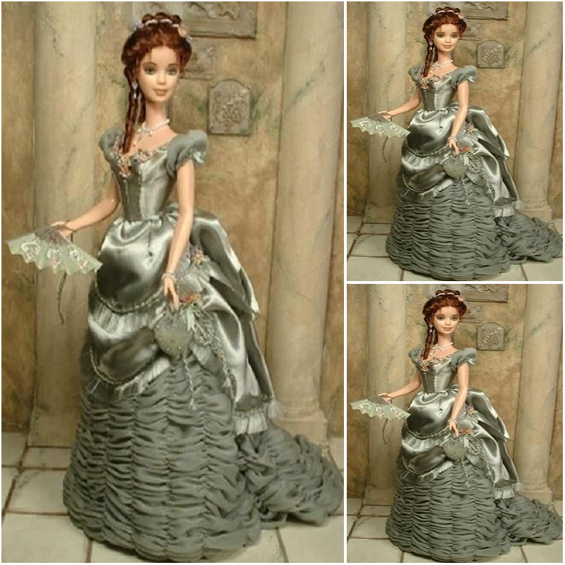 2017 new!Customer made Vintage Costumes Victorian Dresses Scarlett ...