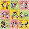 BOHS Piso Azulejo De Espuma Niño Gateando Esteras de Dibujos Animados de Mickey Mouse Del Bebé Jugar, 1 UNIDADES = 9 UNIDS = 90*90*1 cm
