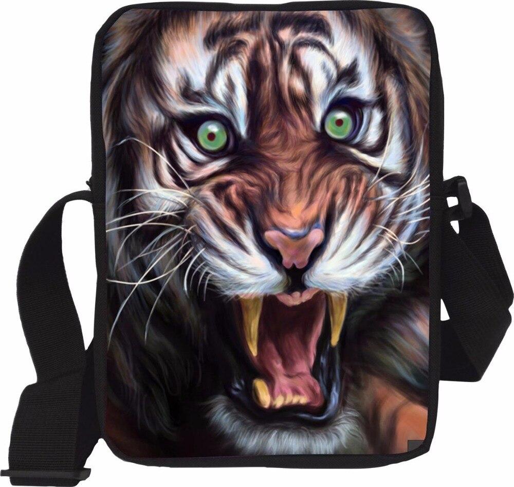 d287b48c7d1e Fashion Mini Men s Messenger Bags Multi Colored Animal Crossbody Bag ...
