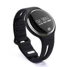 ¡ Caliente! 2017 Más Nuevos Hombres Mujeres Smartwatch IP67 A Prueba de agua Reloj Pulsera Inteligente Bluetooth Podómetro Sleep Monitor de Deporte Sano Dec21