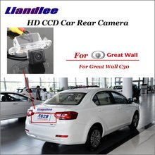 Liandlee Car Reverse Reversing Parking Camera For For Great Wall C30 / Rear View Rearview Camera Back Backup Camera new high quality rear view backup camera parking assist camera for toyota 86790 42030 8679042030