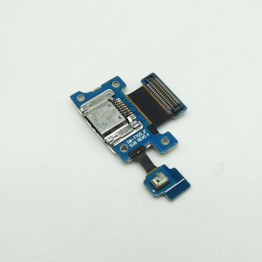 USB Charging Port Connector Plug Charge Dock Jack Socket Flex Cable For Samsung Galaxy Tab S 8.4 T705 SM-T705