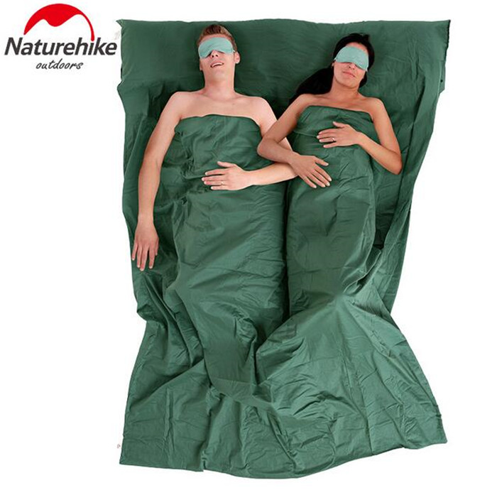 Naturehike Ultralight Camping Sleeping Bag Adult Tents Cotton Filler Envelope Outdoor Spring Autumn Hiking Warm Keeping Sleepin стоимость