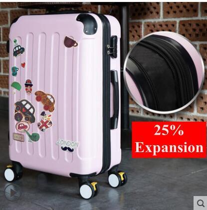 2b7ad0513f28 HEMAOZHU 2018 мультфильм детский дорожные сумки на колесиках чемодан для  детей чемодан складной Футляр Дорожная сумка