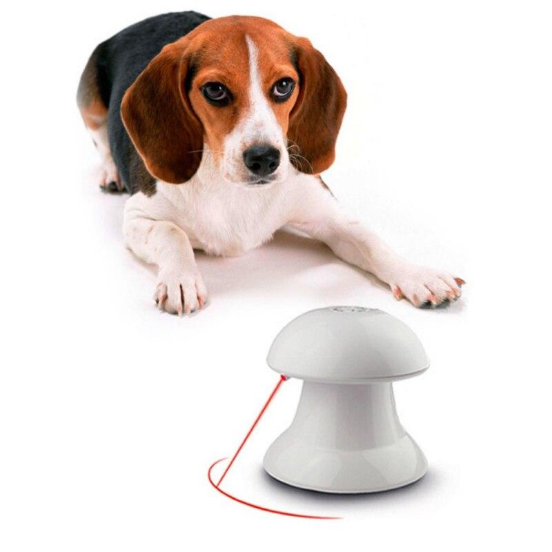 Jouets Laser en métal nouveaux chats et chiens blancs jouet batterie Pack Pet pour jouets infrarouge sans lumière Laser électrique
