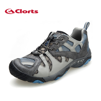 2017 Clorts Men Aqua Sneakers Quick Drying Outdoor Water Shoes Breathable Upstream Sport Shoes For Men