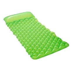 Надувной матрас с подушкой, матрас для плавания в бассейне, 84 дюйма