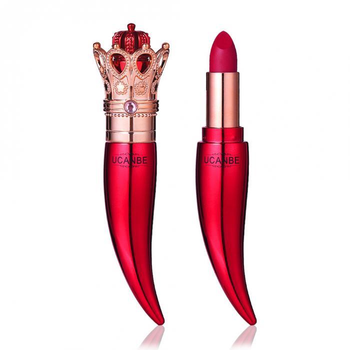 Губная помада стойкая матовая королевская стильная Косметическая портативная Мода для женщин@ ME88