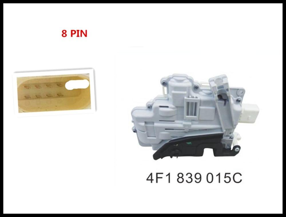 DOCAS Serratura per porta posteriore sinistra 8E0 839 015AA 4F0 839 015
