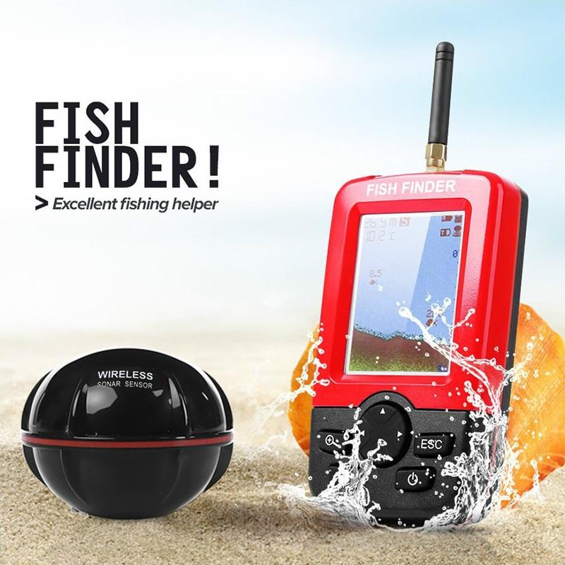 Chercheur de poisson anglais sans fil poisson sondeur usine poisson sonde Marine GPS GT02A GSM GPS Tracker