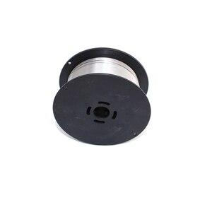 Image 4 - Аксессуары для сварочных аппаратов MIG MAG, 1 кг, 0,8 мм/1,0 мм/1,2 мм, нержавеющая сталь, сварочная проволока MIG/стандартная