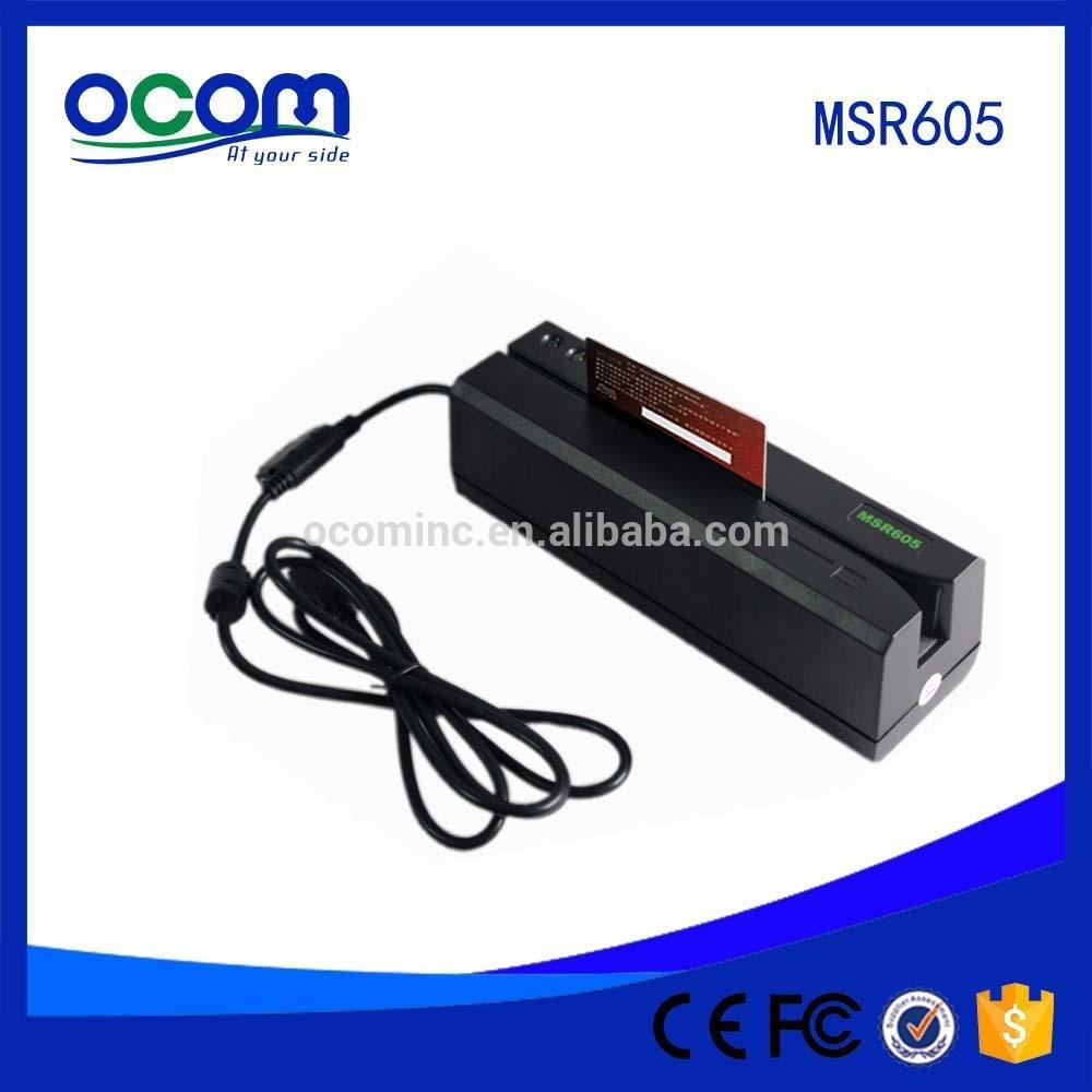 Wide Range MSR Magnetic Stripe Card Reader Writer Encoder Price Good wide range msr magnetic stripe card reader writer encoder price good