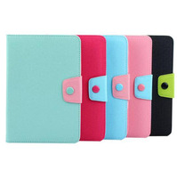 Luxury Stand Function PU Protective Leather Cases Cover For Samsung Galaxy Tab S 2 S2 8