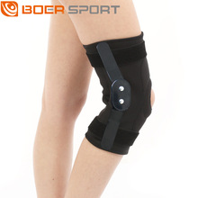 1 Pcs Knee Joint Support Pads Powerful Rebound Spring Force Protection Kneepad Booster Old Cold Leg Band Guard