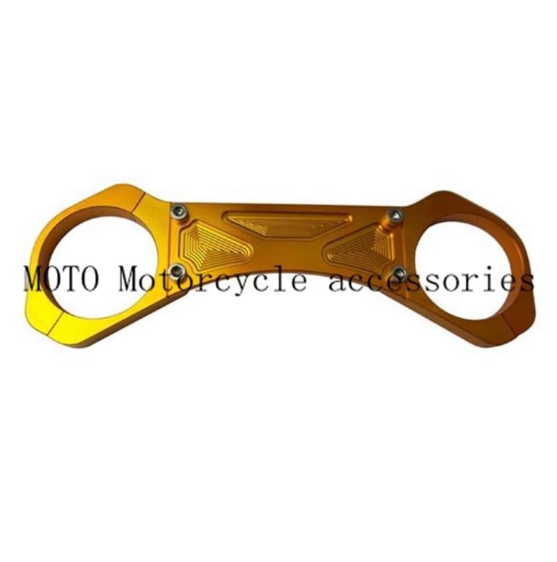 New CNC Motorcycle Balance Shock Front Fork Brace for YAMAHA XJR400 XJR1200 ZRX400 ZRX1100 ZRX1200 CB400 VTEV400 CB1300 2002-08 motorcycle cnc front
