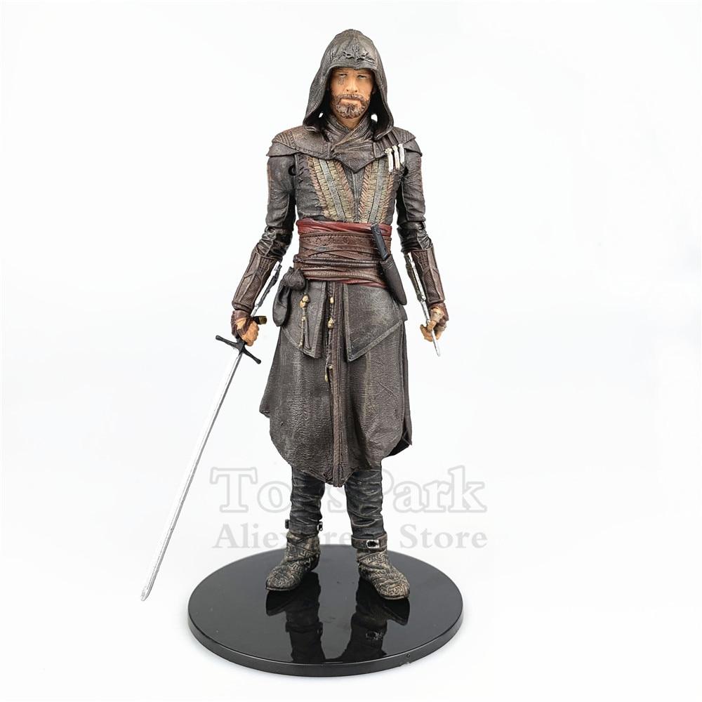 "McFarlane Toys Assassin/'s Creed Movie Aguilar 7"" Figure nonmint pkg"