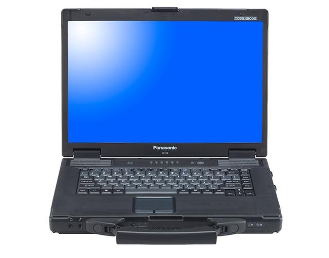 Se Panasonic CF-52 CF52 CF 52 Toughbook militar diagnóstico de la computadora portátil de trabajo con icom a2/mb estrella c3 c4 c5 c6/vas 5054A