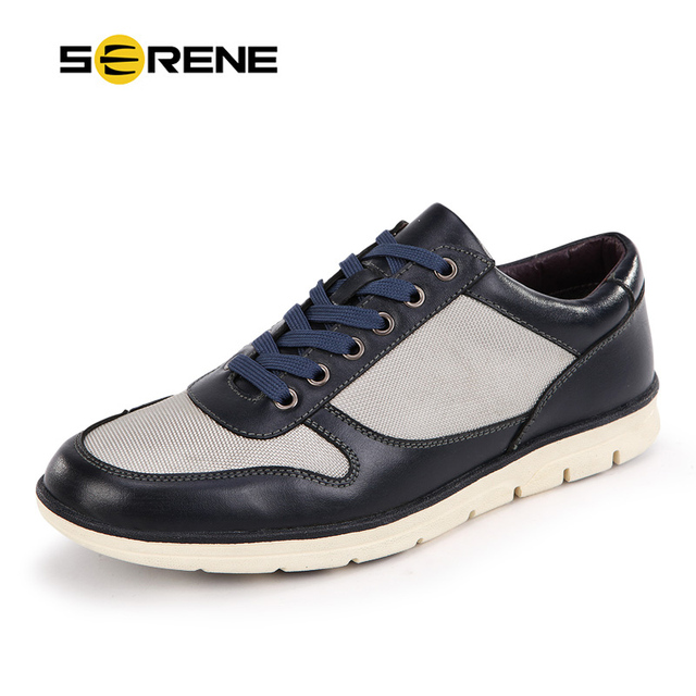 Plus Casual Hommes Marque ~ 46 Véritable Chaussures Taille Serein 39 UzVpMqS