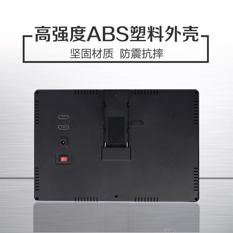 10,1 Zoll IPS 1920x1200 HD FPV Monitor mit HDMI VGA Audio Video für Luftaufnahmen Boden Station Unterstützung 4 K - 5
