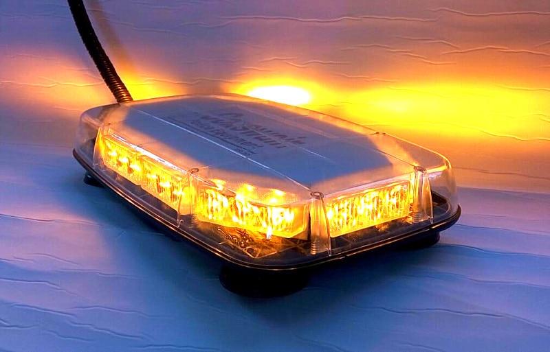 Viša zvijezda DC12V 30W vodila upozorenja za hitne svjetlosne strofe - Svjetla automobila - Foto 3