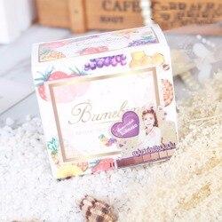 Bumebime Sabonetes Clareamento Da Pele Sabonete Artesanal Branco Natural Bath and Body Works Frutas Óleo Essencial Sabão 100g
