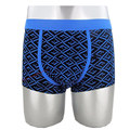 European and American version type Hot style mens underwear boxer,U Convex Pouch mid-waist printing boxer shorts SIZE L-3XL A6.5