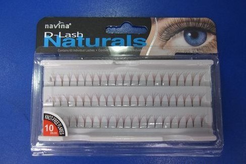 3box per lot free shipping 6 in one bunch planting/grafting false eyelashes