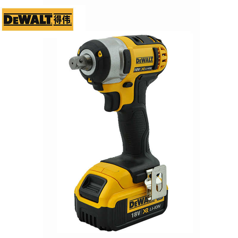 DEWALT DCF880M2 18V lithium battery charging impact wrench