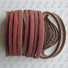 Sharpening bands KM CUTTING MACHINE BANDS 50 PCS ABRASIVE BELTS