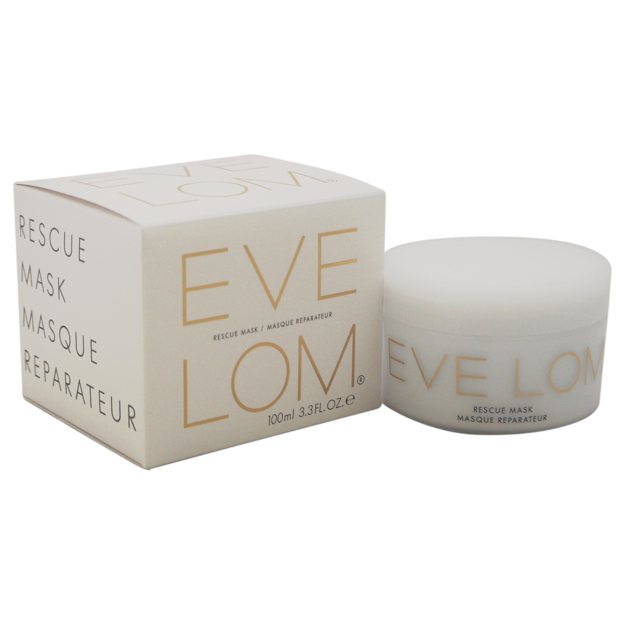Rescue Mask by Eve Lom for Unisex - 3.3 oz Mask домкрат lom 1550271