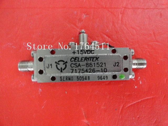 [BELLA] CELERITEK CSA-881521 15V SMA Supply Amplifier