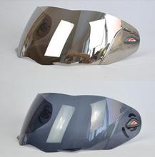 Бесплатная доставка анфас флип мотоциклетный шлем козырек щит