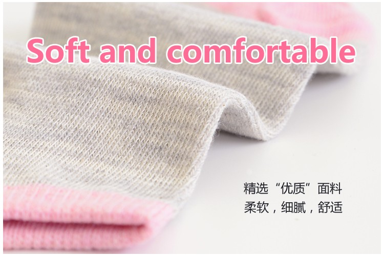 New Arrival short socks women harajuku Sock Casual Cute Ankle Low Cut Cotton Socks invisible chaussette femme 5pieces/lot 9
