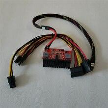 מחשב DIY PICO BOX DC ATX 24Pin 24p Z3 ATX 200 16V ~ 24V רחב טווח קלט 160W ~ 200W מחשב מחשב PSU כוח מיני ITX