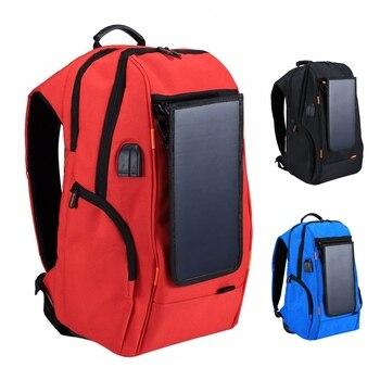 PULUZ Solar Power Backpack