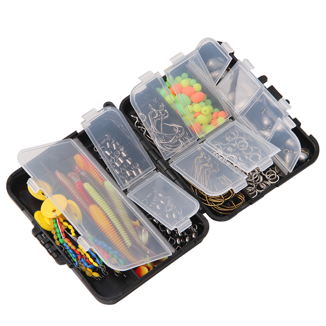 Top Durable Fishing Accessories With Plastic Box Bundled